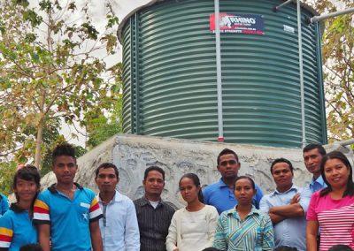 East Timor Suai WASH project