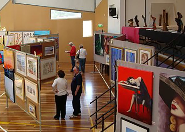 Sorrento Art Show